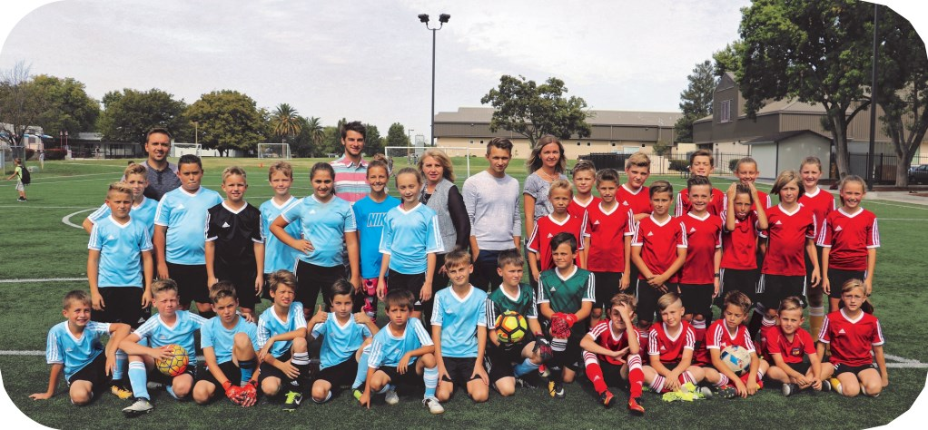 Community Outreach Academy  -2017 Soccer Competitions