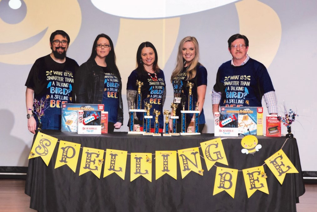 Community Outreach Academy  -Congratulations to all 2018 Spelling Bee Participants & Winners!