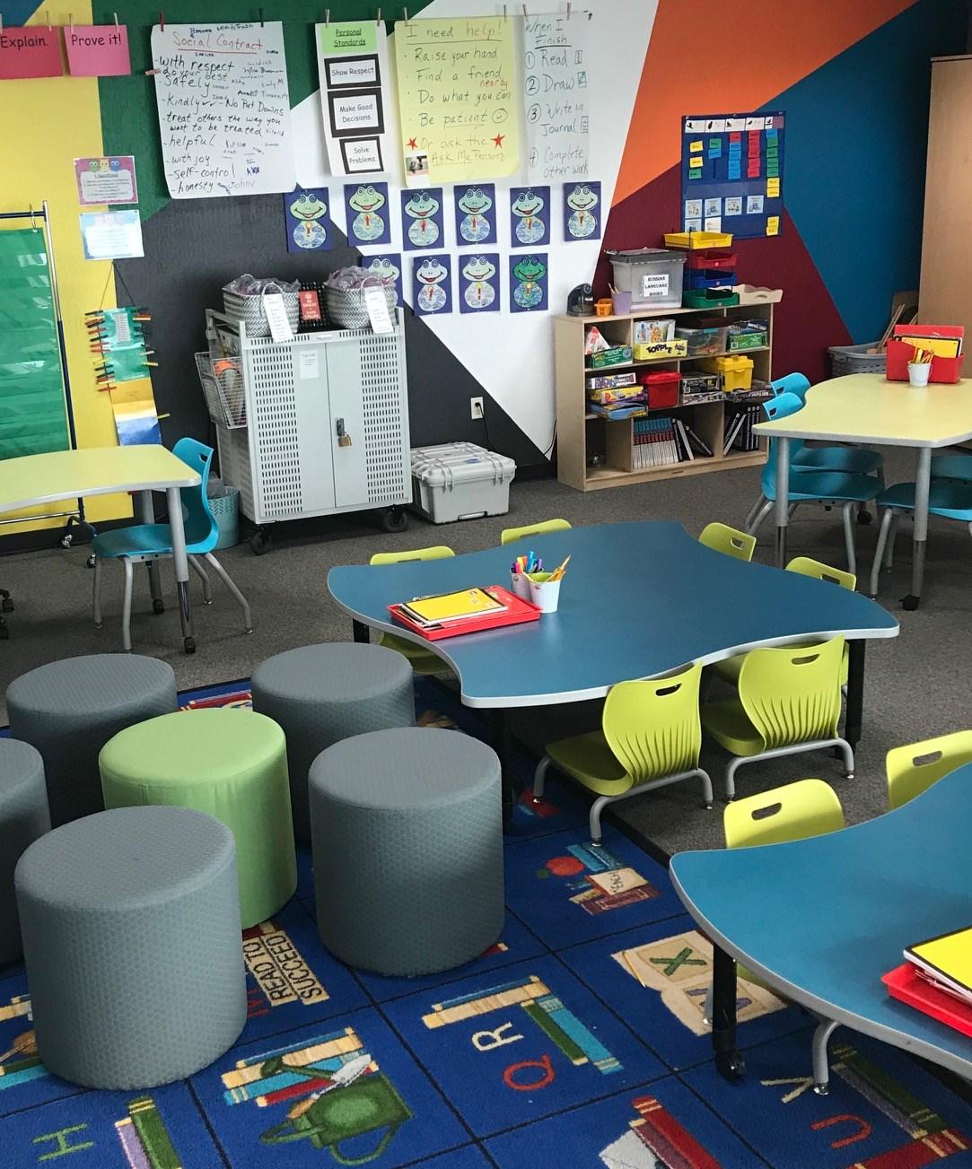 Community Outreach Academy Elementary School Flexible