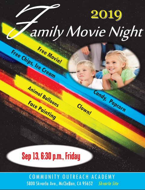 Family Movie Night 2019