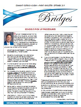 Bridges September 2019