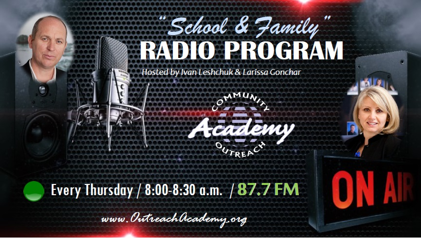 Radio Program Ad Family School