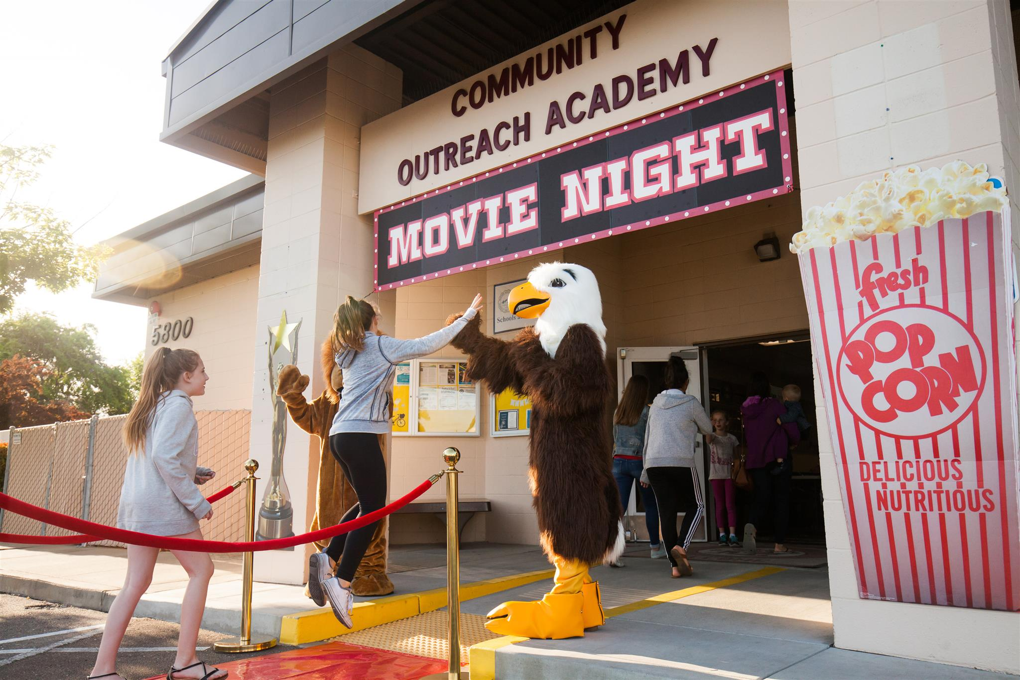 COA Movie Night 2018